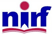 Ranked in MHRD - NIRF
