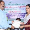 17-Nov : A Workshop on Micro Controllers & its Applications.