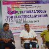25 Aug 2016 : One Week FDP on Computational Tools for Electrical Systems @ EEE Dept.