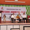 8th July: I B. Tech Classes Inauguration