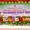 Inauguration of I Year Classes :: Academic Year :: 2014-15