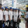 26-Aug : Industrial Visit at Hyundai