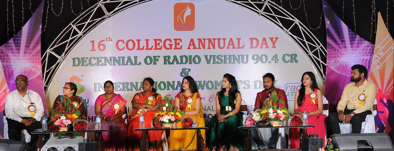 Womens Day & 16th College Annual Day Celebrations